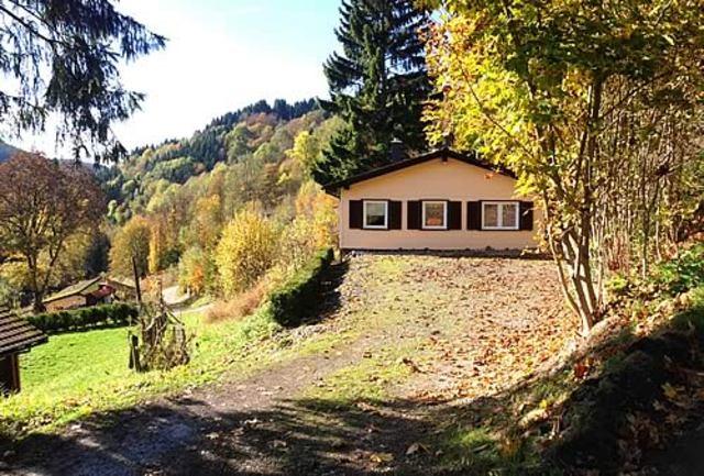 Haus Sch 246 Ne Aussicht Sankt Andreasberg