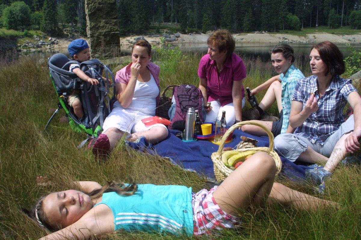 Chillen im Harz