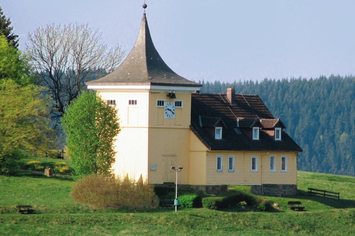 Glockenturm Sankt Andreasberg