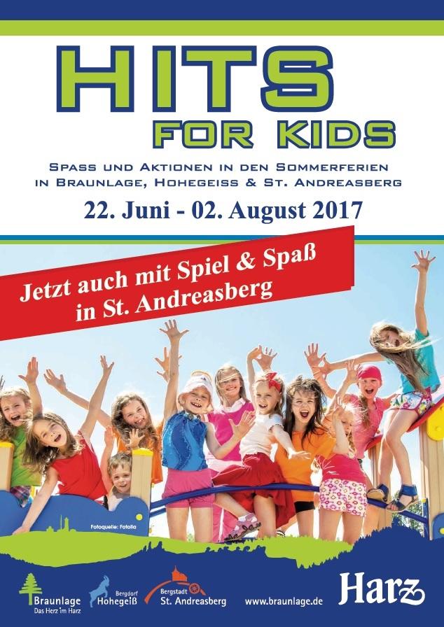 Hits for Kids Sankt Andreasberg