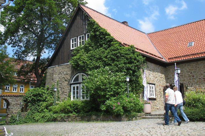 Kunsthandwerkerhof Clausthal-Zellerfeld