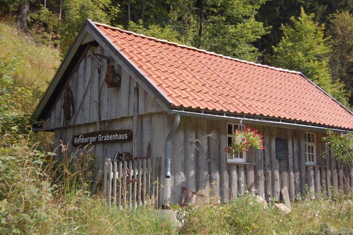 Rehberger Grabenhaus Sankt Andreasberg