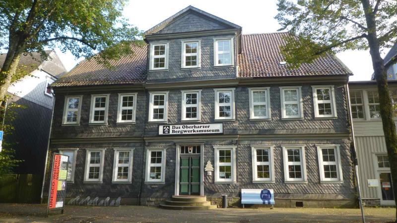 Oberharzer Bergewerksmuseum Clausthal-Zellerfeld