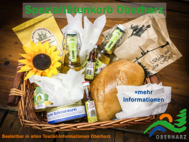 Spezialitätenkorb Oberharz