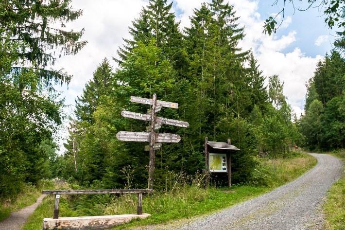 Altenau Oberharz Harz