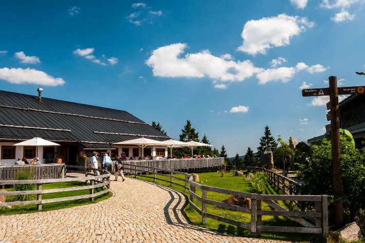 Torfhaus Brocken Harz