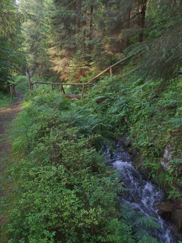 Grumbacher Wasserfall