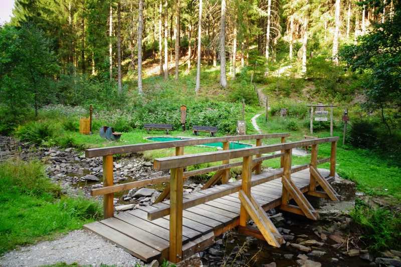 Wassertretstelle Grumbachtal