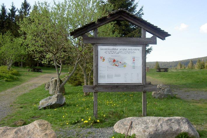 Gesteinskundlicher Lehrpfad Sankt Andreasberg