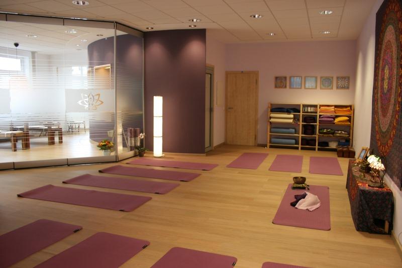 Yoga im Harz