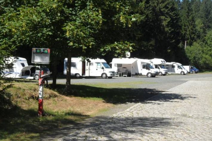 WoMo Stellplatz Altenau