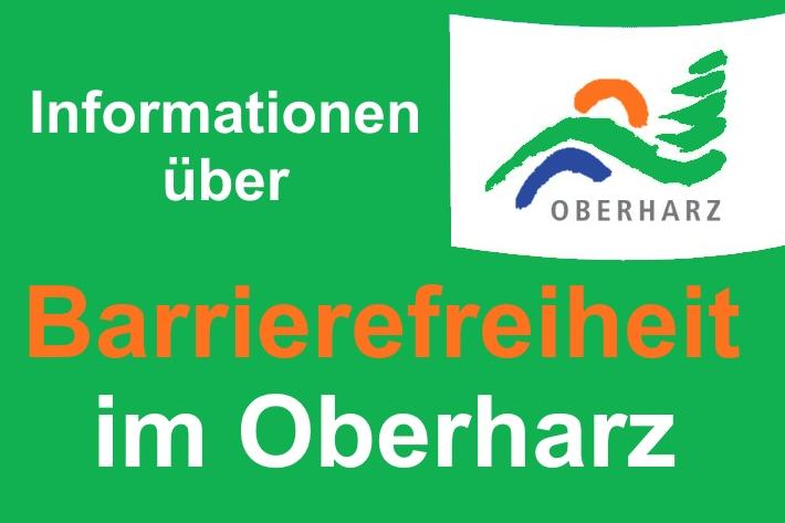 Barrierefreiheit im Oberharz