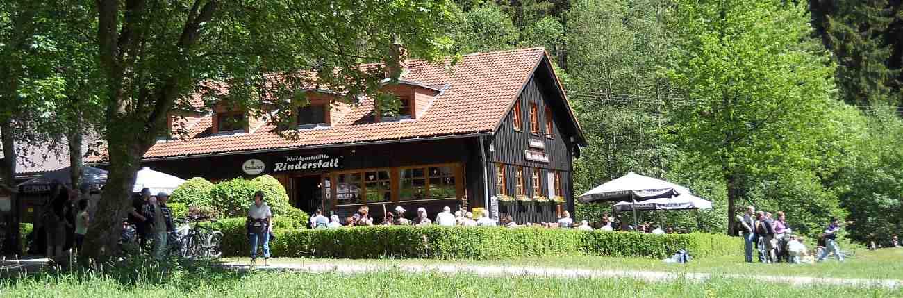 Waldgaststaette Rinderstall