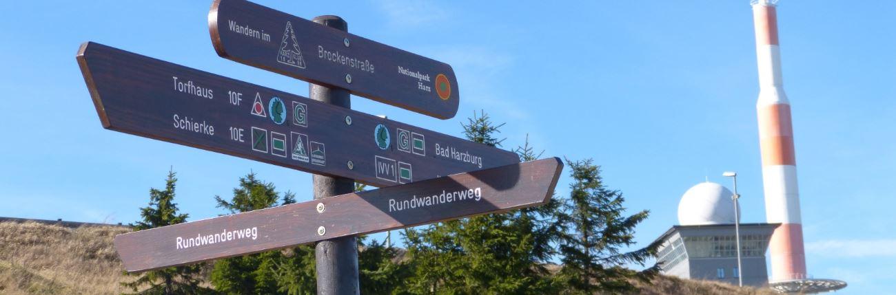 Ausflüge im Harz Brocken