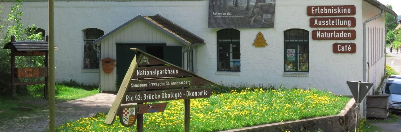 Nationalparkhaus Sankt Andreasberg