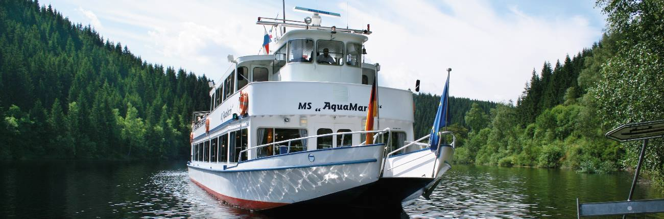 Okersee Schifffahrt