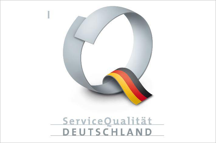 Logo Service Q Deutschland