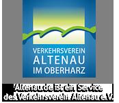 Verkehrsverein Altenau Logo