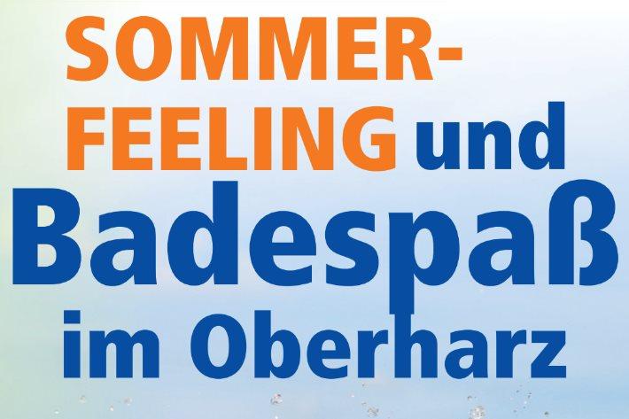 Badeseen im Oberharz