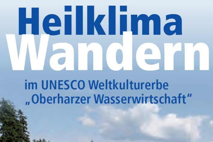 Broschüre Heilklimawandern
