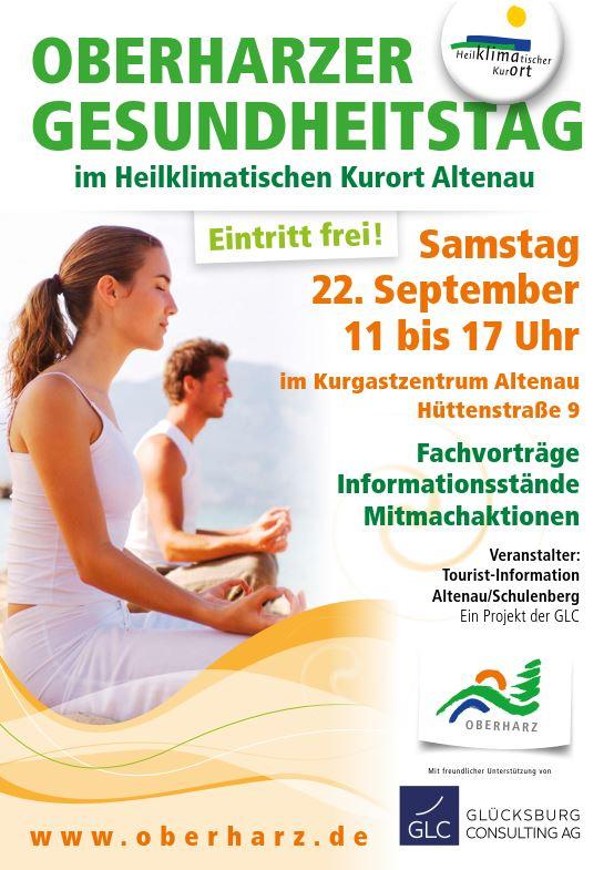 Altenauer Gesundheitstag 2019