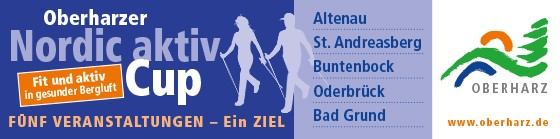 Banner Nordic Walking activ cup