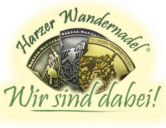 Logo Harzer Wandernadel