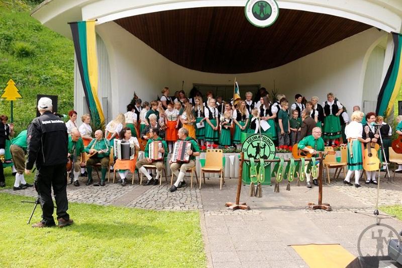 Pfingsttreffen Kurgastzentrum Altenau