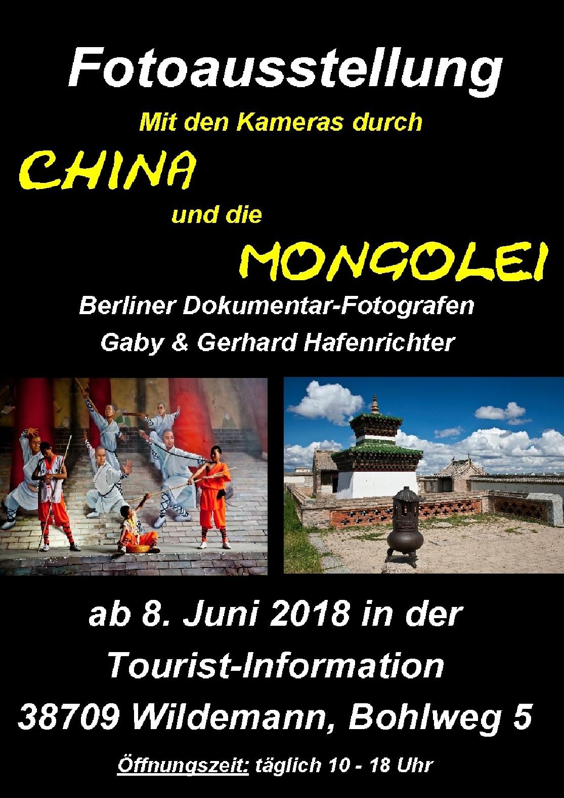 Fotoausstellung in Wildemann