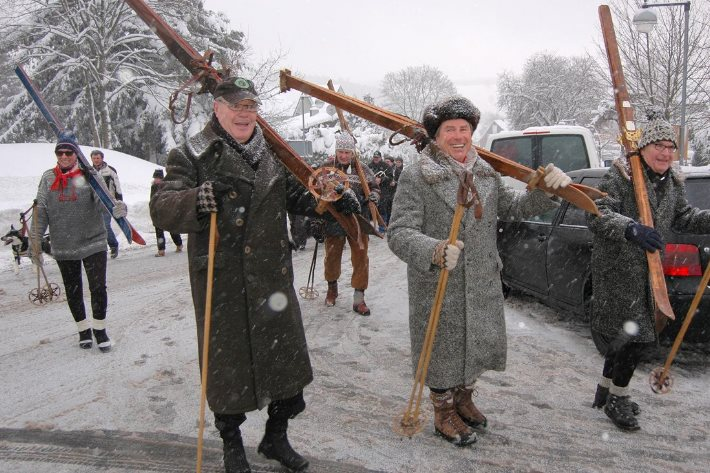 Winterfest in Sankt Andreasberg
